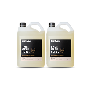 Botanical Sweet Orange & Almond Hand Wash Refill | 5L | 2 units
