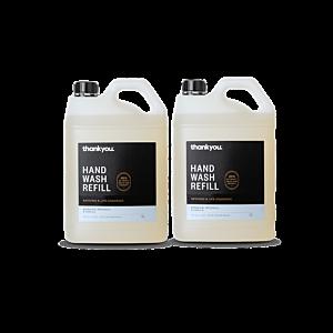 Botanical Patchouli & Vanilla Hand Wash Refill | 5L | 2 units