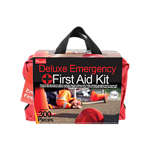 Deluxe Emergency First Aid Kit